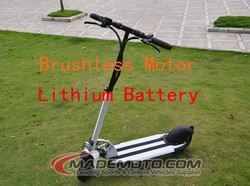 350w 36V electric motorcycle/adult electric scooter
