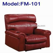 FM-101 Modern recliner massage chair home cinema sofa