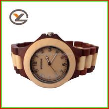 Fashion,luxury ,sport,quartz import custom watch wooden