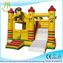Hansel giant bouncy castle inflatable games for sale