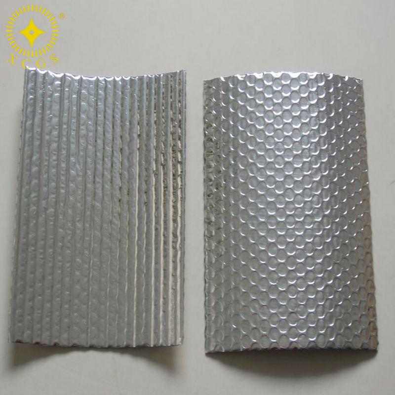 Reflective Fire Retardant Foil Bubble Insulation Material