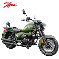 New Style Chinese Cheap 200CC Cruiser/Motorcycle For Sale XCR 200W