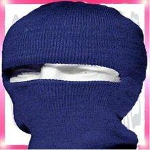 Face Mask HAT NavyBlue New Knit Head Full Ski Ninja Cap