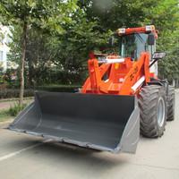 2.0ton lifting capacity small wheel loader zl20/1.1-1.3 CBM bucket