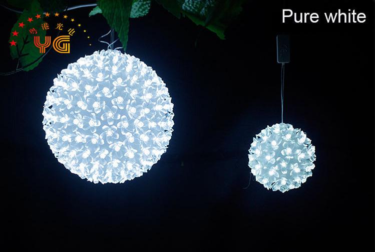 color changing mood led light ball china led lighting large outdoor