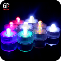 Home Decor Craft Glow Wireless Battery Operated Led Lights For Wedding