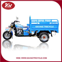 2015 new model three wheel motorcycle made in China/Latest air-cooling engine Tricycle