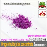 Red rose Flesh dragon fruits juice concentrate Pitaya powder