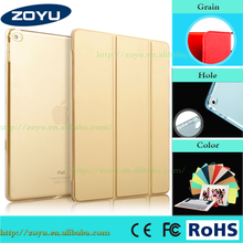 For ipad 6 printing PU leather case