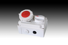 Alibaba China socket with swithes and mechanical interlock for electronics