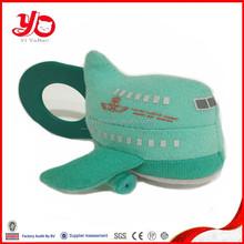 Wholesale custom stuffed plane plush toy, plush toy plane