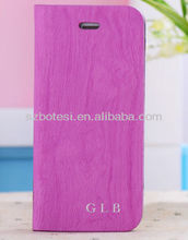 Factory Supply cell phone case !! Mobile phone case for iphone5 flip cover phone leather case for Noble Girl or women