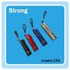 AAA battery multicolor led 9 led personalized mini flashlights