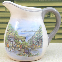 Wholesale Ceramic Beer Pitcher