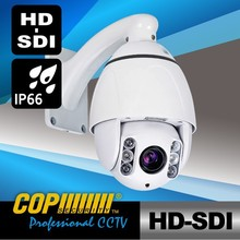 COP 20X 30X IR 1080P PTZ HD SDI Outdoor 1920X1080 CCTV Camera System