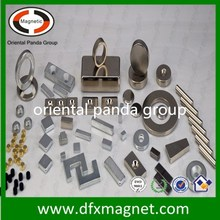 ndfeb permanent magnet customized shape industrial application