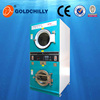 12kg commercial automatic coin wash machine with dryer for sale