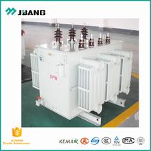 S15-M 500 kva 11kv three phase oil immersed transformer for power distrinbution