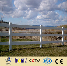 Zhejiang AFOL White Color Unique Widely Used Best Quality Cheap Picket Fence,Pvc White Fence,pvc fence profile