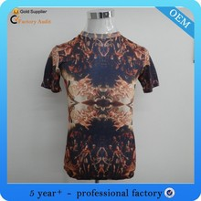 high quality color changing t-shirt in europe