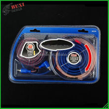 Factory High Quality AMP Audio Amplifier Wiring Kits Car Audio