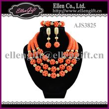 New Design Hot Selling Handmade Fashion Jewelry Set AJS3825