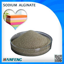 Trade Assurance Supplier Factory Supplier Sodium Alginate 2% 800cps