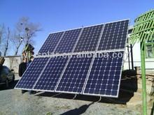 36V 30V 24V Solar panel 5W 90W 100W 150W 190W 200W 230W 240W 250W 280W 300W 10MW Solar PV module TUV PV power plant
