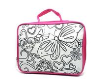 Diy färbung Schule kühltasche/handtasche