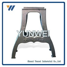 High Quality Non-standard Cast Iron Assembled Table Legs