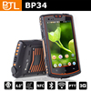 Cruiser BP34 USB wifi dual core Android OS waterproof outdoor Nfc Gps Android Phone