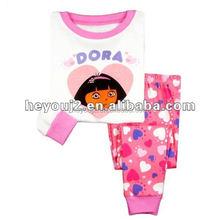 children stylish 100% cotton dresser baby clothing