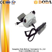 DODA DENTAL INSTRUMENTS - Saeyang Marathon 3 micromotor with handpiece, brush micromotor
