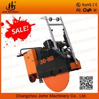 """35"""" blade hydraulic concrete asphalt cutting machine saw with 15"""" cutting depth JHD900"""