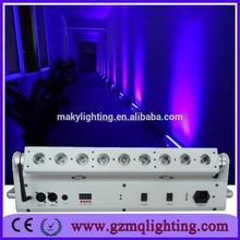 Guangzhou supplier led stage lights/wedding up led lights/led wall washer lights