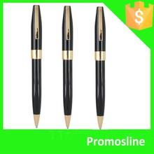 Hot Selling Popular twist chrome executive metal pen
