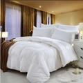100% algodón pato para edredones/cobijas 4- 5- hotel de estrellas