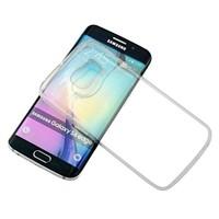 Transparent Thin Soft Gel TPU Silicone Cover Bumper Case For Samsung Galaxy S6 Edge