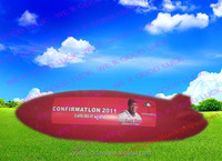 helium advertising r/c blimp /inflatable blimp for sale