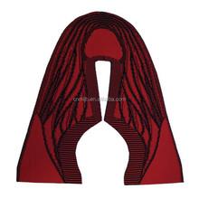 Wholesale knitted shoe upper/Flyknit vamp/sports shoe upper