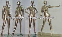 Fashion Ladies Dummy Display Form