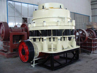 Gold Ore Cone Crusher / Cone Crushing Machine for Gold Ore Highly Recommended