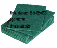 Professional production of the sponge scourer,scouring pad
