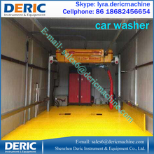 Easy To Operate Automatic Car Wash At Factory Price , Car Wash Machine