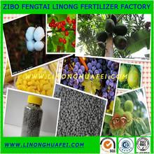 Agriculture Compound Fertilizer Npk 18-5-7 Organic Fertilizer