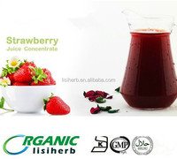 100% natrual Strawberry juice concentrate with good quality