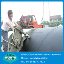 Anti-corrosion stainless steel sheet surface protective film for pipe wrapping