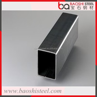 new steel square pipe aluminum square hollow tube