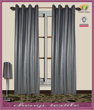 PVC Black-out window curtain 2pc