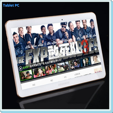 Perfect Tablet Android 4.2.2 Support Double Sim cards 1024*600 1GB+16GB/32GB, Quad core A7 1.6GHz Tablet pc 10.5 inch 3G